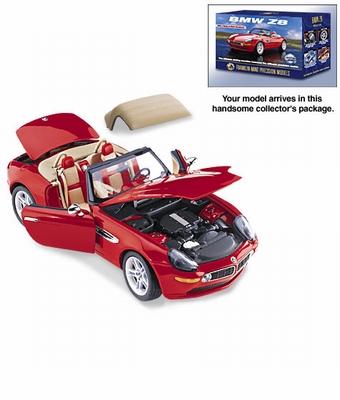 BMW 2000  Z-8 (aluminium carrosserie)