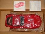 1978 Corvette Decanter (rood)