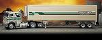 1979 Freightliner & Refrigerated Trailer