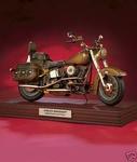 Harley Davidson Heritage Softail_Brons