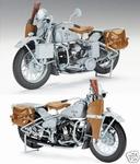 1944 Harley Davidson US Navy Motorcycle