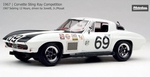 1967 Corvette Sting Ray _Sebring 12Hr #69