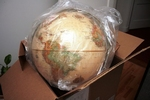 Replogle Globe 40cm Antique Ocean